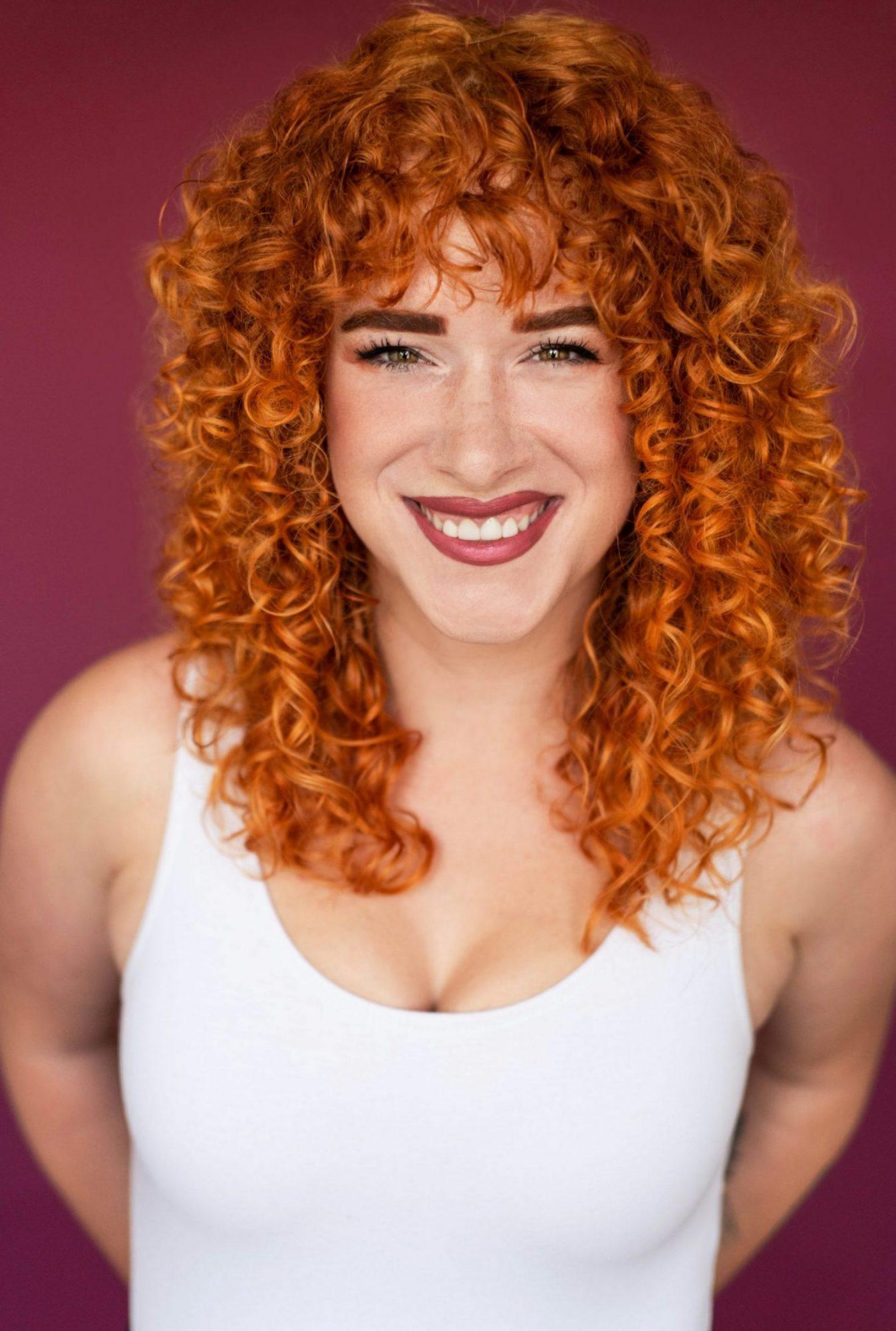 Toronto Headshot Redhead | Sam Gaetz Photography