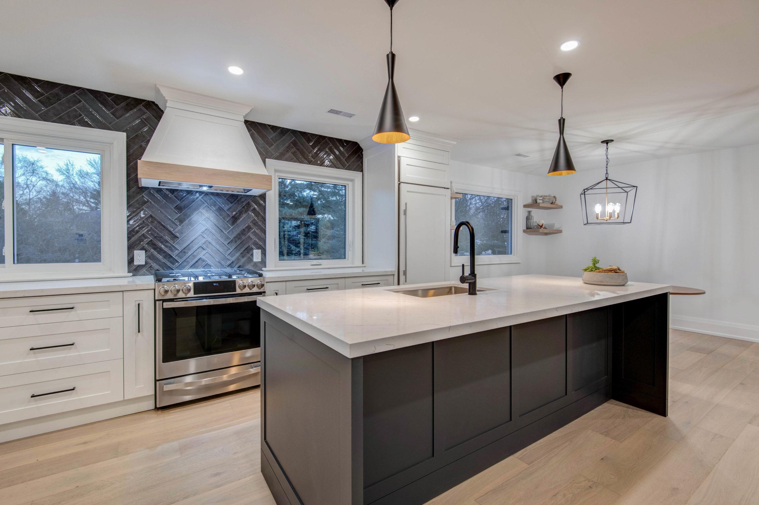 Toronto GTA Kitchen Real Estate | Sam Gaetz Photography