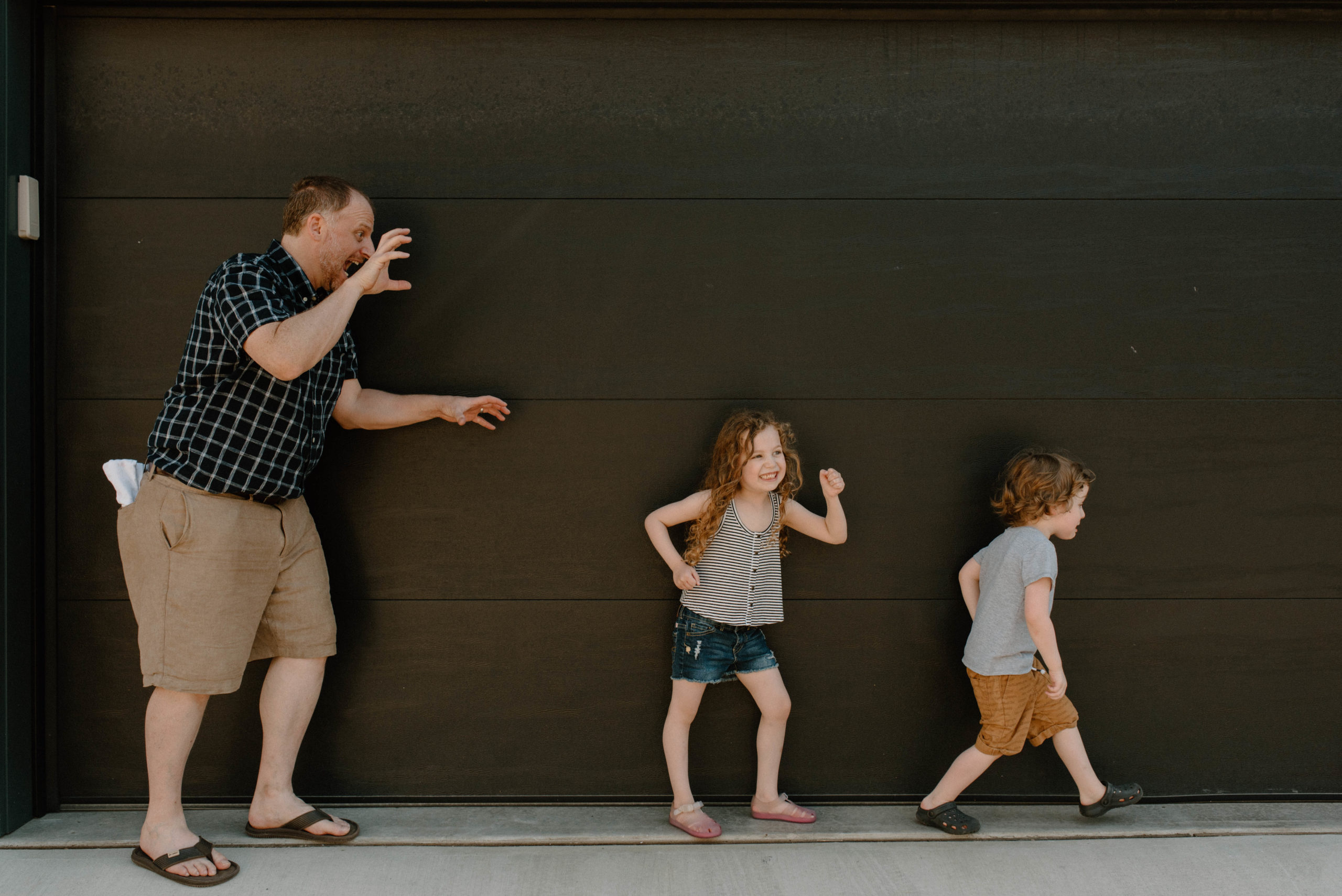 Family Toronto Funny Cute | Sam Gaetz Photography