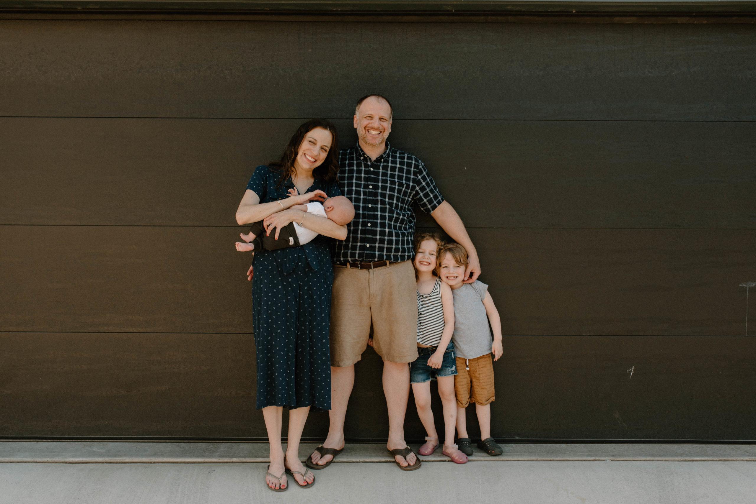 Toronto Family Portrait | Sam Gaetz Photography