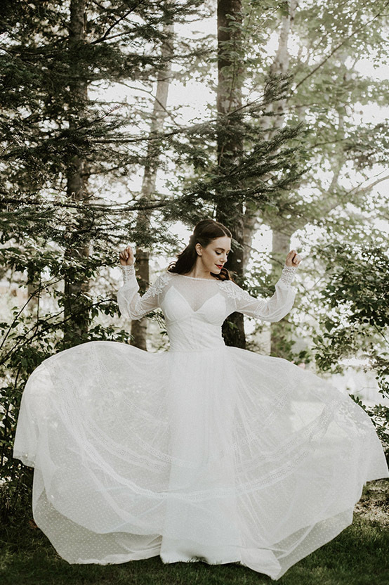 Twirling Bride Wedding Photography Toronto | Sam Gaetz Photography